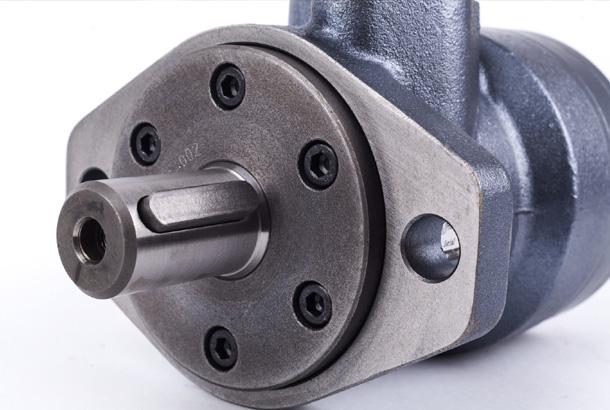Hydraulic pump cutaways