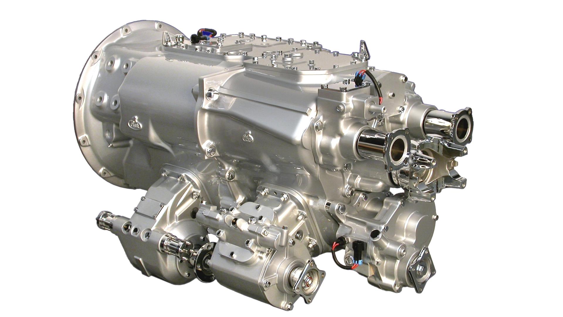 Mack Transmission Display