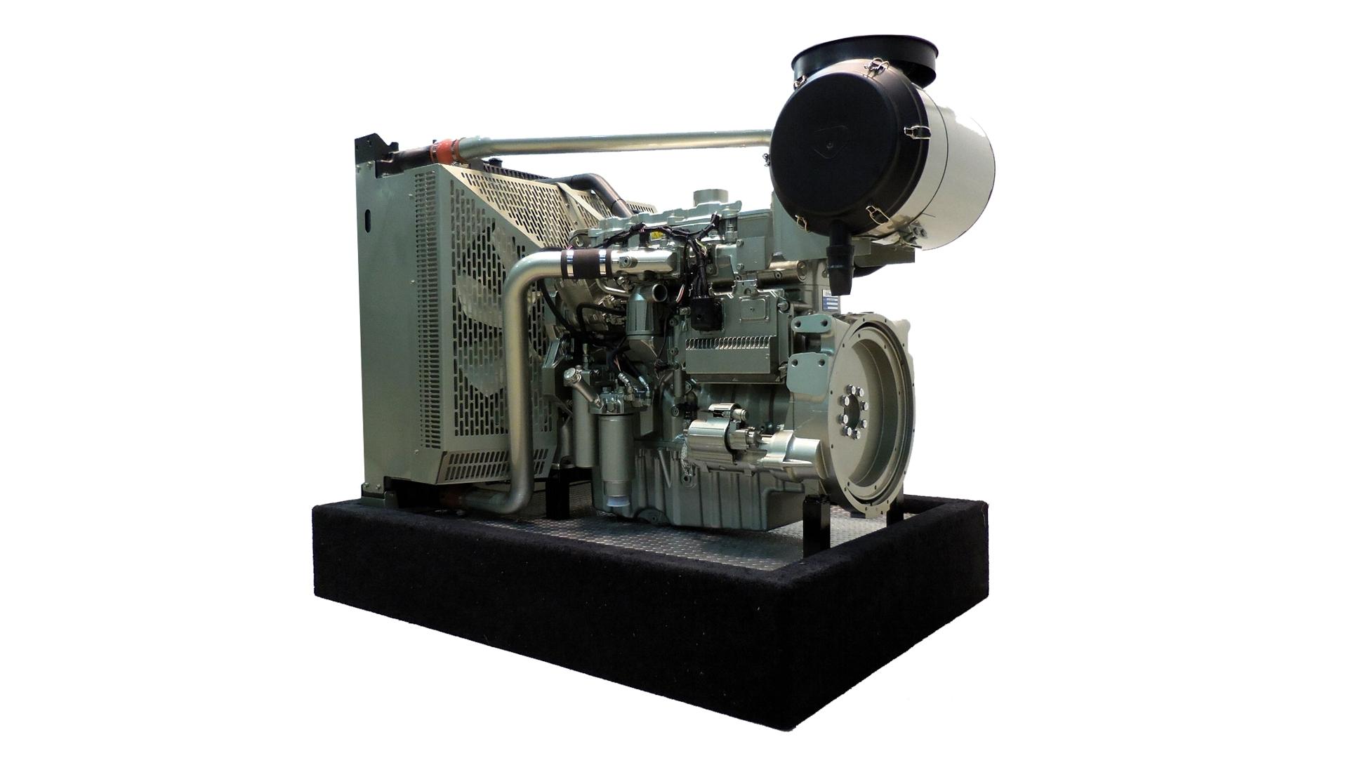 John Deere Generator Display