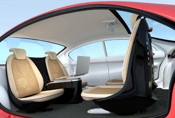 Vehicle cutaways
